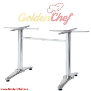 PIED DE TABLE ROMA DOUBLE